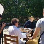 Crvena Jabuka u Travniku snima spot za pjesmu Tvrđava